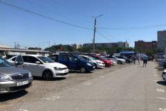 Авторынок Ростова-на-Дону: площадка открылась, но покупателей мало