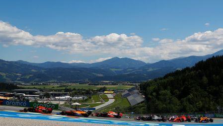 Гран-при Австрии: 11 из 20