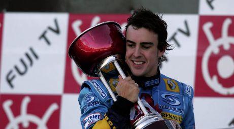 «I am back!». Алонсо возвращается в Формулу 1