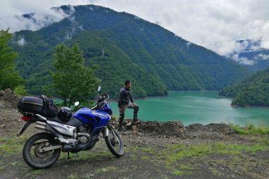 Дальняя поездка на мотоциклах в Грузию