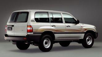 Toyota Land Cruiser 100 GX