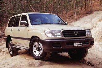 Toyota Land Cruiser 100 GXL