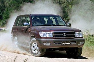 Toyota Land Cruiser 100 GXV
