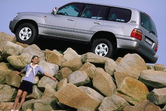 Toyota Land Cruiser 100 VX