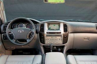 Toyota Land Cruiser 100 (рестайлинг 2005–2007 годов)