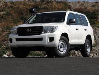 Toyota Land Cruiser 200 STD