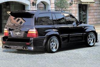 Тюнинг Toyota Land Cruiser 100