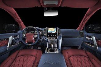 Тюнинг Toyota Land Cruiser 200