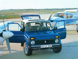 Lada Niva Limited Edition