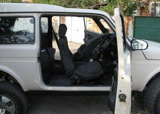 Интерьер ВАЗ-212180 «Фора»