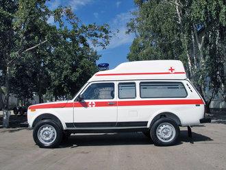 ВАЗ-2131-05 (скорая помощь)