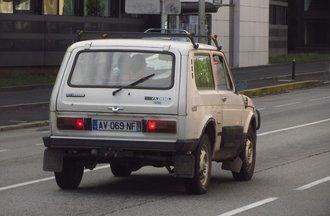 Lada Niva Diesel