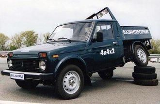 ВАЗ-2346 «Капрал»
