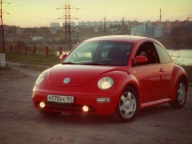 Volkswagen Beetle 2001 отзыв автора | Дата публикации 09.02.2019.