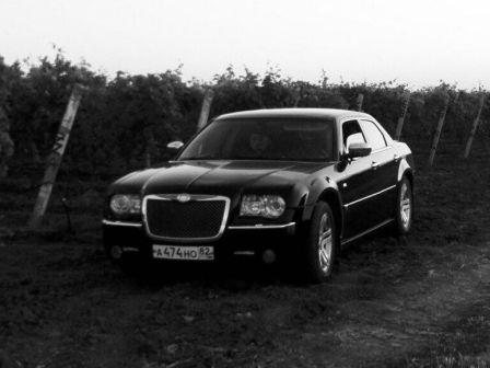 Chrysler 300C 2005 - отзыв владельца