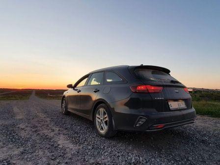 Kia Ceed 2019 - отзыв владельца