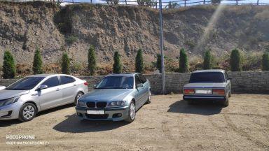 BMW 3-Series 2002 отзыв автора | Дата публикации 12.12.2019.