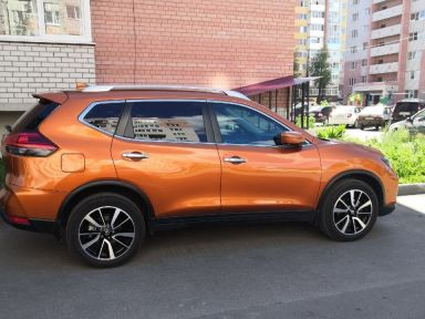 Nissan X-Trail 2019 отзыв автора | Дата публикации 06.03.2020.