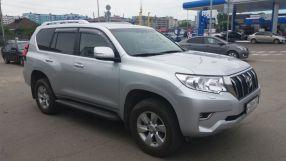 Отзыв о Toyota Land Cruiser Prado, 2018 отзыв владельца