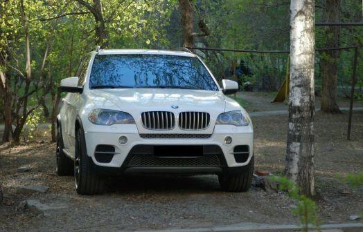 BMW X5 2011 - отзыв владельца
