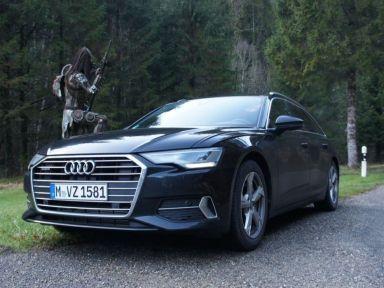 Audi A6 2019 отзыв автора | Дата публикации 03.07.2020.