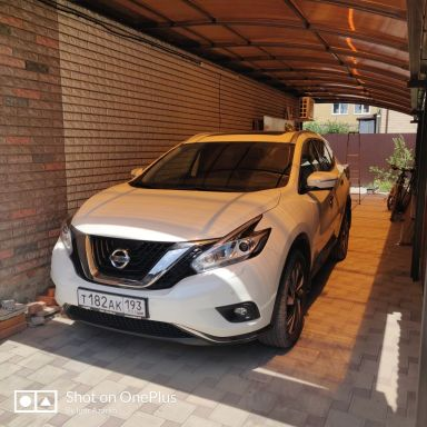 Nissan Murano 2019 отзыв автора | Дата публикации 06.07.2020.