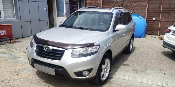 Hyundai Santa Fe 2011 - отзыв владельца