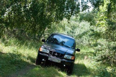 Kia Sportage 1999 отзыв автора | Дата публикации 06.07.2020.