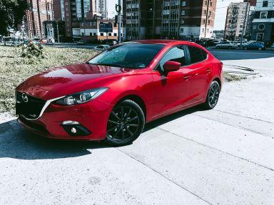 Mazda Mazda3 2014 отзыв автора | Дата публикации 09.07.2020.