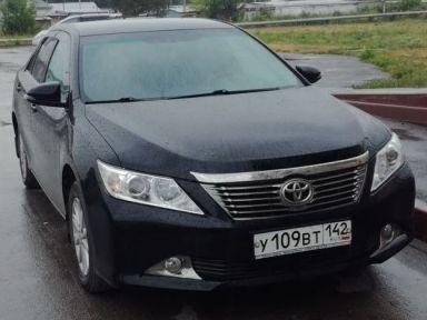 Toyota Camry 2013 отзыв автора | Дата публикации 09.07.2020.