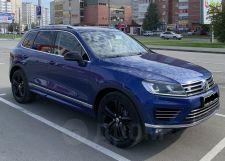 Отзыв о Volkswagen Touareg, 2016 отзыв владельца