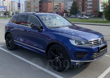 Volkswagen Touareg, 2016