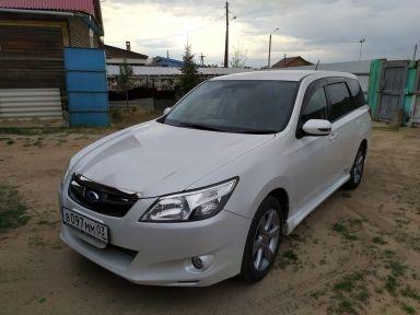 Subaru Exiga 2012 отзыв автора | Дата публикации 11.07.2020.