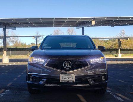 Acura MDX 2020 - отзыв владельца