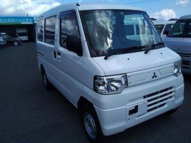 Mitsubishi Minicab MiEV, 2013