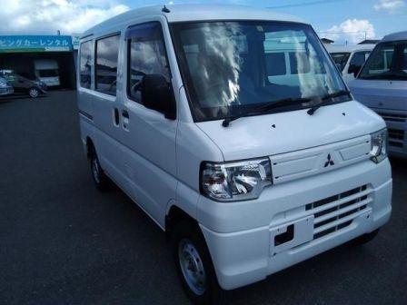 Mitsubishi Minicab MiEV 2013 - отзыв владельца