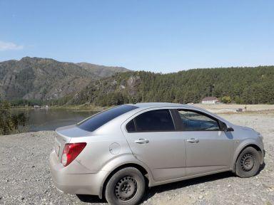 Chevrolet Aveo 2013 отзыв автора | Дата публикации 16.07.2020.
