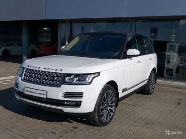 Range Rover 2013 отзыв автора | Дата публикации 17.07.2020.