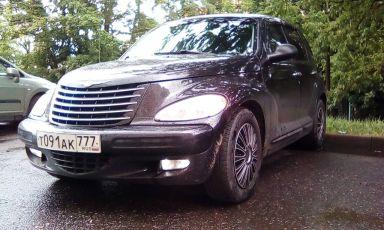Chrysler PT Cruiser 2006 отзыв автора | Дата публикации 20.07.2020.