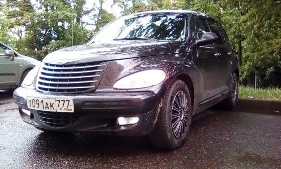 Chrysler PT Cruiser 2006 - отзыв владельца