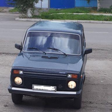 Лада 4x4 2121 Нива, 2009