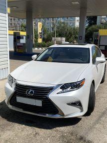 Отзыв о Lexus ES200, 2016 отзыв владельца