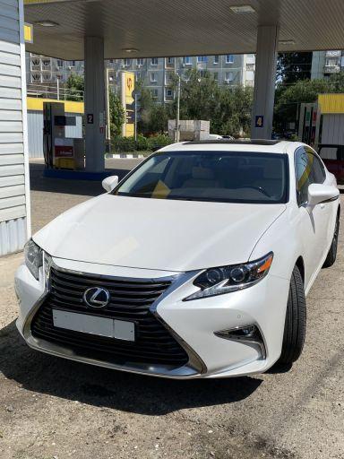 Lexus ES200, 2016