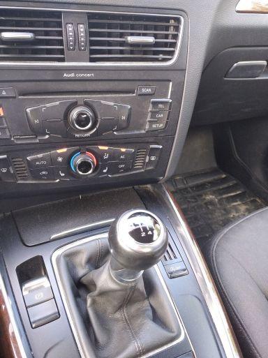 Audi Q5 2012 отзыв автора | Дата публикации 21.07.2020.