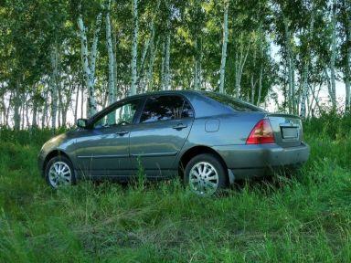 Toyota Corolla 2005 отзыв автора | Дата публикации 26.07.2020.
