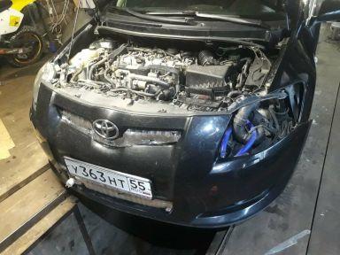 Toyota Auris 2008 отзыв автора | Дата публикации 26.07.2020.