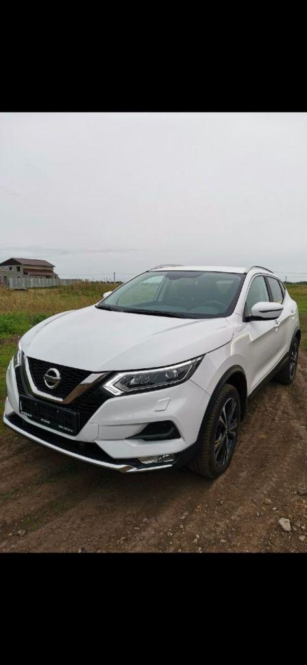 Nissan Qashqai 2020 - отзыв владельца