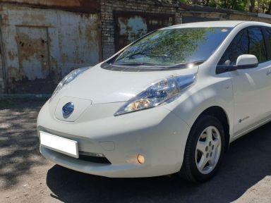 Nissan Leaf 2012 отзыв автора | Дата публикации 27.07.2020.