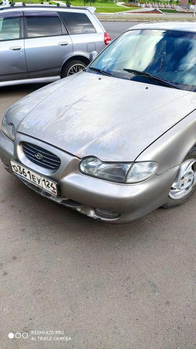 Hyundai Sonata, 1997