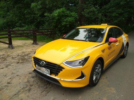 Hyundai Sonata 2020 - отзыв владельца